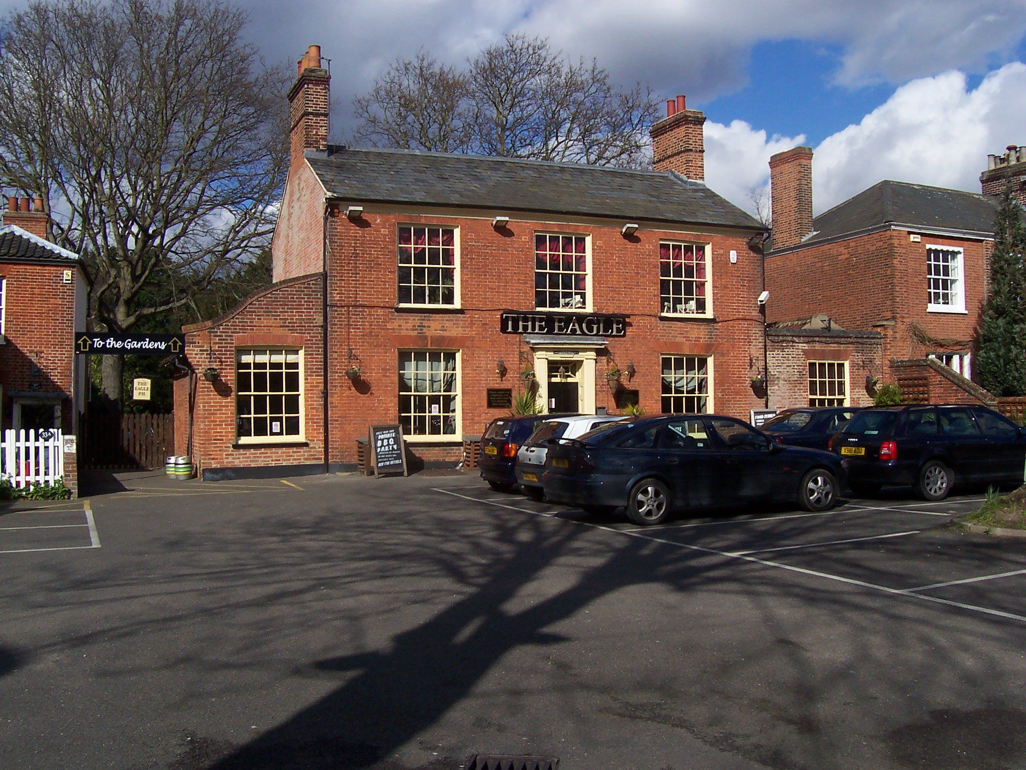 The Eagle Pub Norwich Great Food And Beer